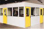 Aislamiento acústico de cabinas